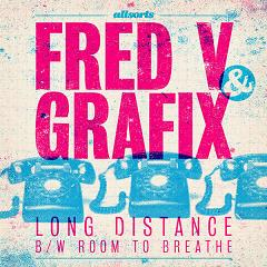 Fred V & Grafix/LONG DISTANCE 12""