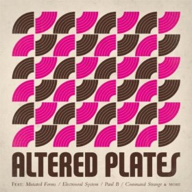 Various/ALTERED PLATES CD