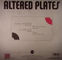 Various/ALTERED PLATES EP D10""