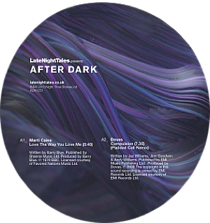 """Late Night Tales/AFTER DARK EP 12"""""""