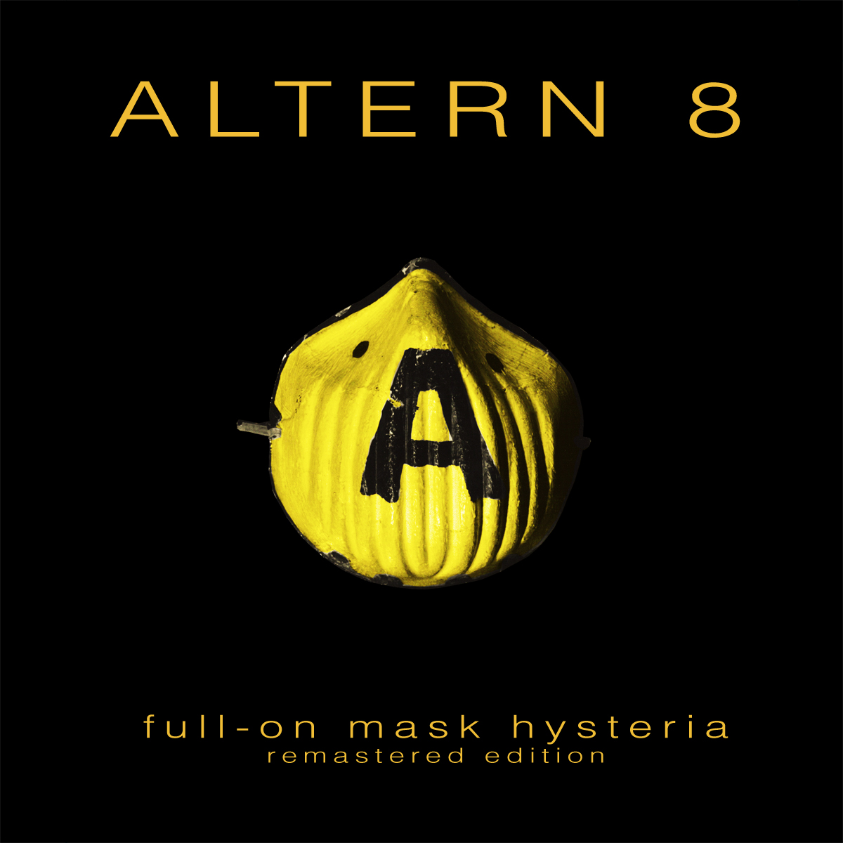 Altern 8/FULL ON MASK HYSTERIA 3LP