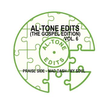 """Al-Tone Edits/0006 (GOSPEL EDITION) 12"""""""
