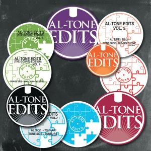 """Al-Tone Edits/0008 (VOL. 8 RE-RUNS) 12"""""""