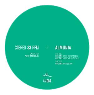 Almunia/ONE TIME REMIXES 12""