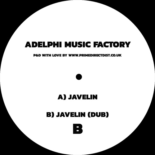 Adelphi Music Factory/JAVELIN 12""