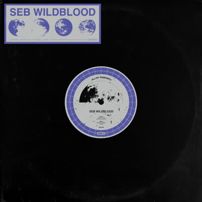 Seb Wildblood/GRAB THE WHEEL EP 12""