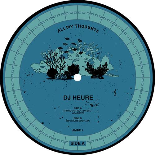 """DJ Heure/GRADIENTS 12"""""""