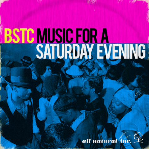 BSTC/MUSIC FOR A SATURDAY EVENING DLP