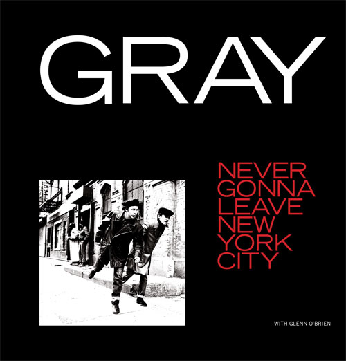 Gray/NEVER GONNA LEAVE NEW YORK CITY 12""