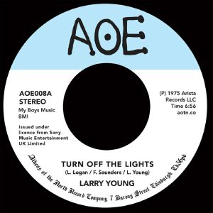Larry Young/TURN OFF THE LIGHTS 7""