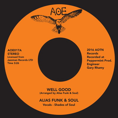 Alias Funk & Soul/WELL GOOD 7""