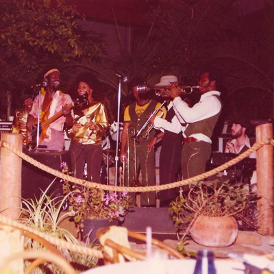 """Uptown Syndicate Band/HOT OKLAHOMA 2x7"""""""