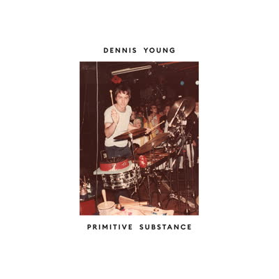 Dennis Young/PRIMITIVE SUBSTANCE CD