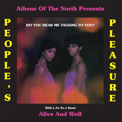People's Pleasure/DO YOU HEAR ME... LP