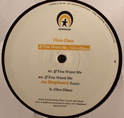 Cisco Cisco/IF YOU WANT ME 12""