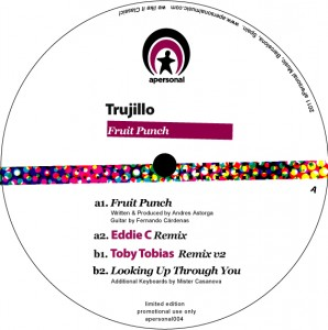 Trujillo/FRUIT PUNCH 12""