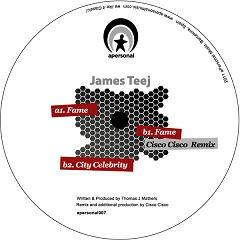 James Teej/FAME (CISCO CISCO RMX) 12""