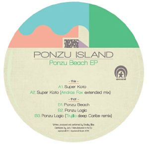 "Ponzu Island/PONZU BEACH EP 12"""