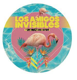 """Los Amigos Invisibles/RAY MANG RMX'S 12"""""""