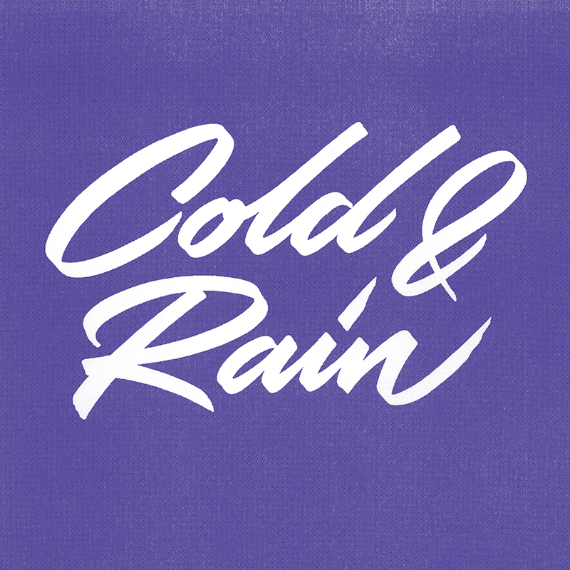 "Fracture/COLD & RAIN EP 12"""