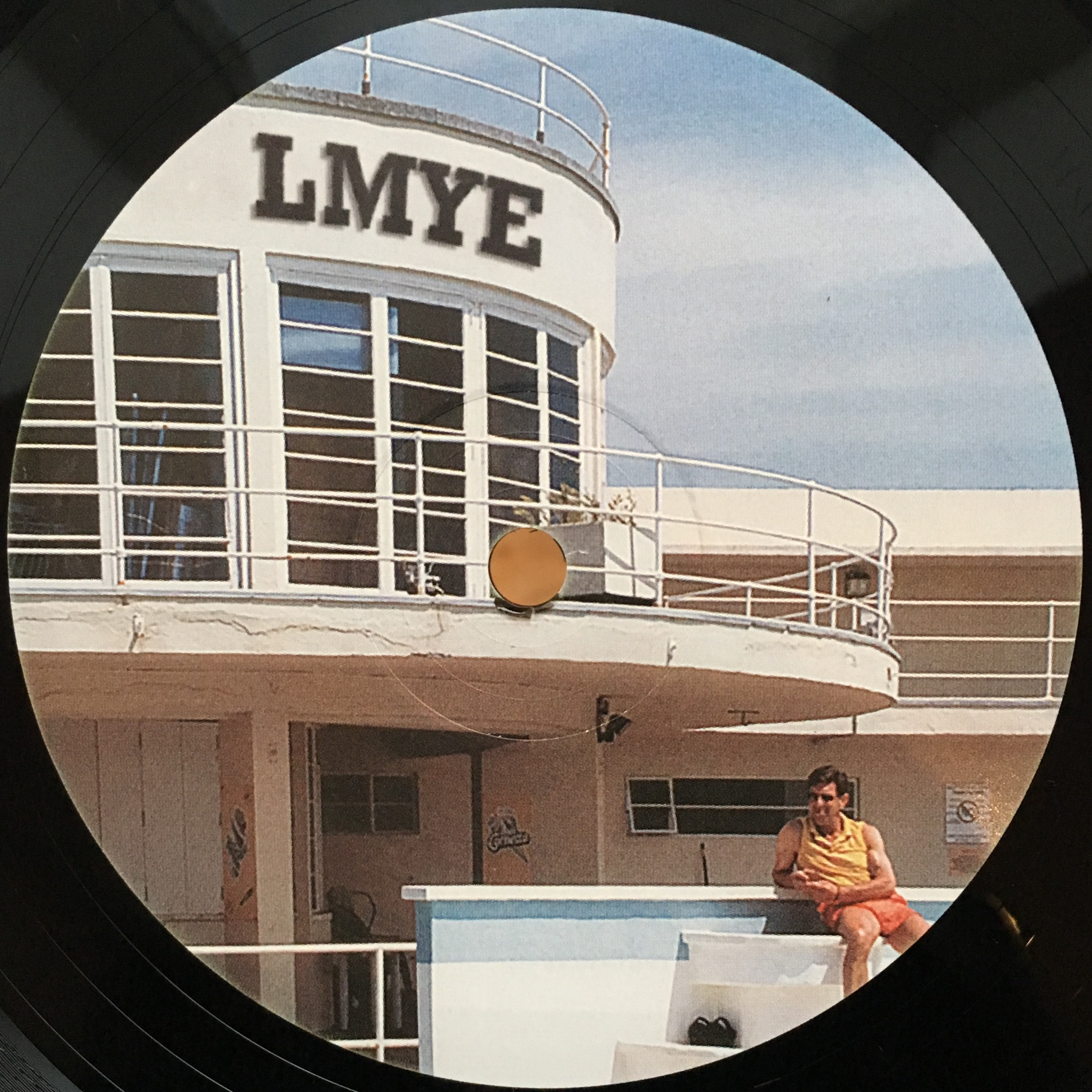 "L.M.Y.E./CALI 76 12"""