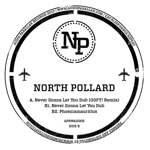 "North Pollard/NEVER GONNA LET YOU... 12"""