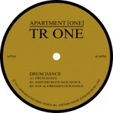 TR One/DRUM DANCE (JOHN HECKLE RMX) 12""