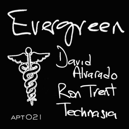 Various/EVERGREEN EP 12""