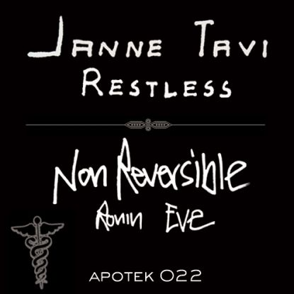 "Janne Tavi/RESTLESS 12"""