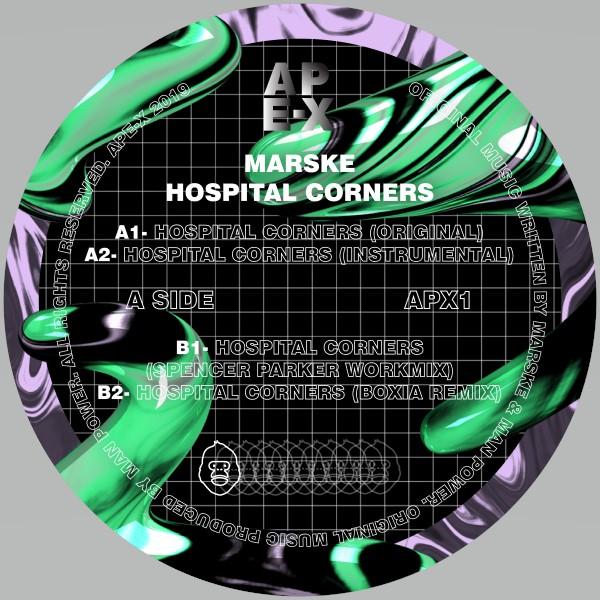 "Marske/HOSPITAL CORNERS 12"""