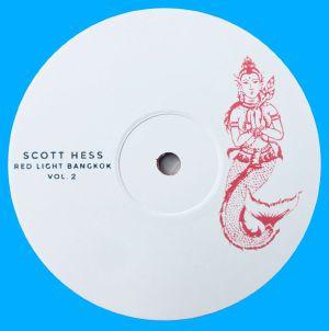 """Scott Hess/RED LIGHT BANGKOK VOL. 2 12"""""""