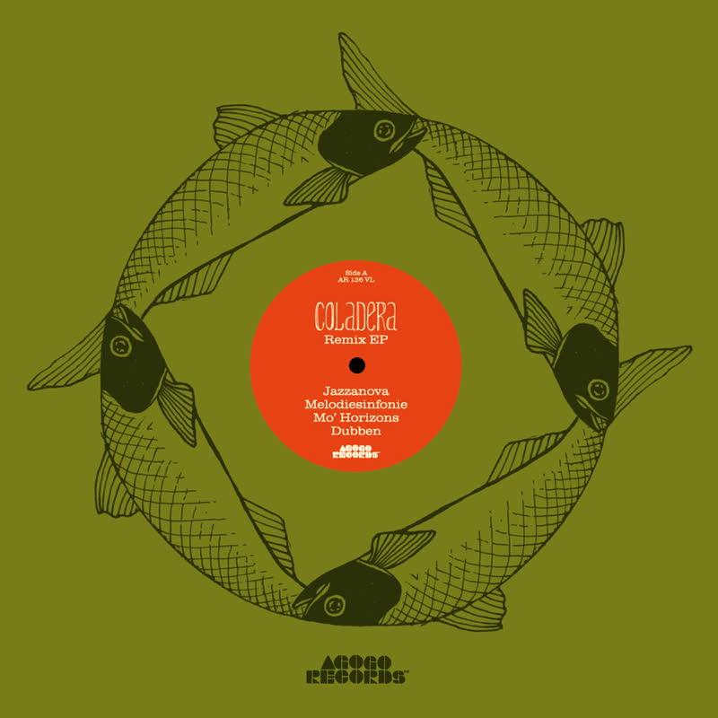 "Coladera/REMIX EP 12"""