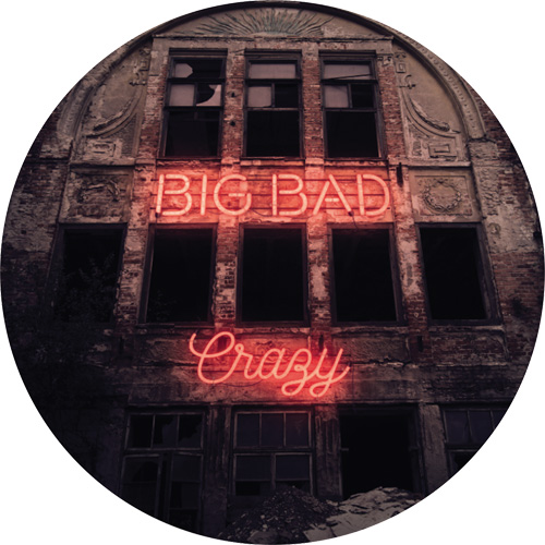 Atjazz & J. Gomes/BIG BAD CRAZY PT 1 12""