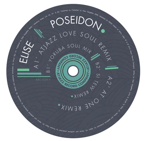 "Elise/POSEIDON (YORUBA SOUL REMIX) 12"""