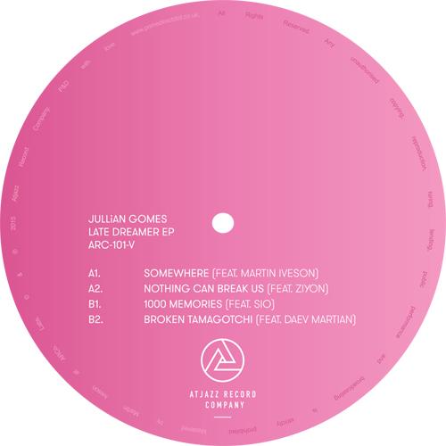"""Jullian Gomes/LATE DREAMER EP 12"""""""