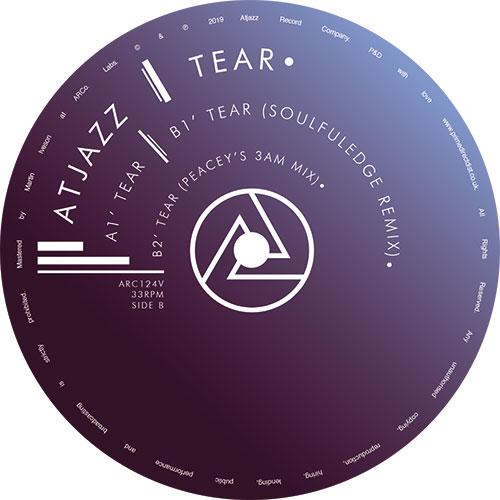 "Atjazz/TEAR -RSD 12"""
