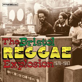 Various/BRISTOL REGGAE EXPLOSION CD