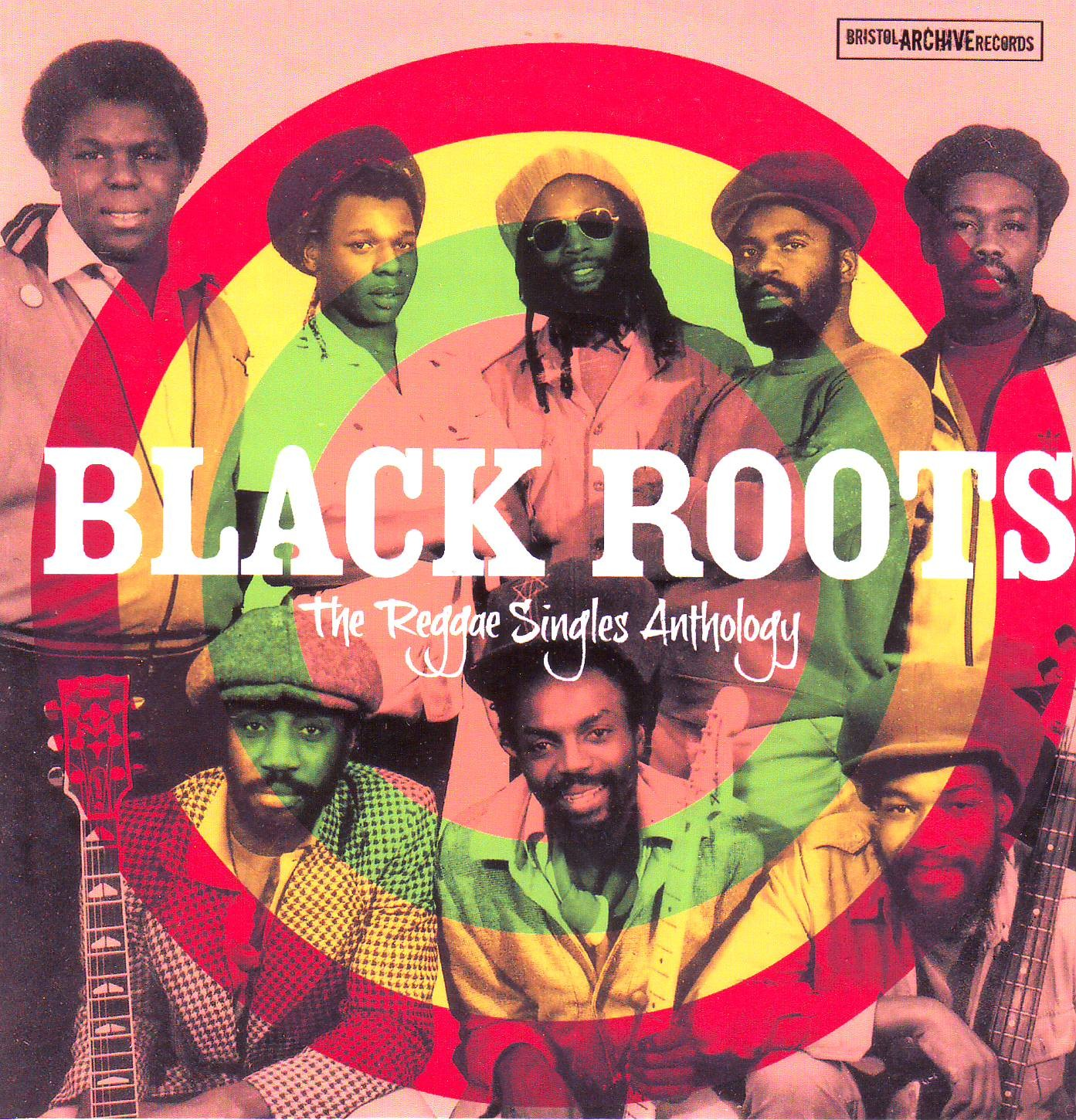 Black Roots/REGGAE ANTHOLOGY CD + DVD