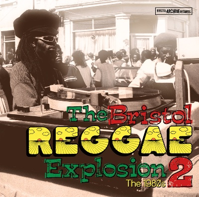 Various/BRISTOL REGGAE EXPLOSION VOL2 CD