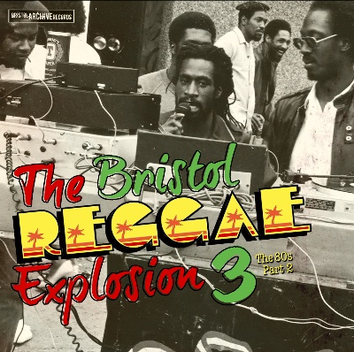 Various/BRISTOL REGGAE EXPLOSION VOL3 CD