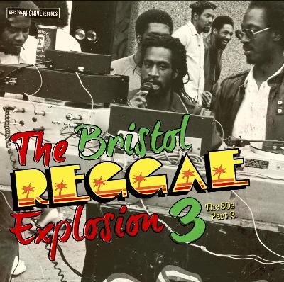 Various/BRISTOL REGGAE EXPLOSION VOL3 LP
