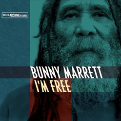 Bunny Marrett/I'M FREE  LP