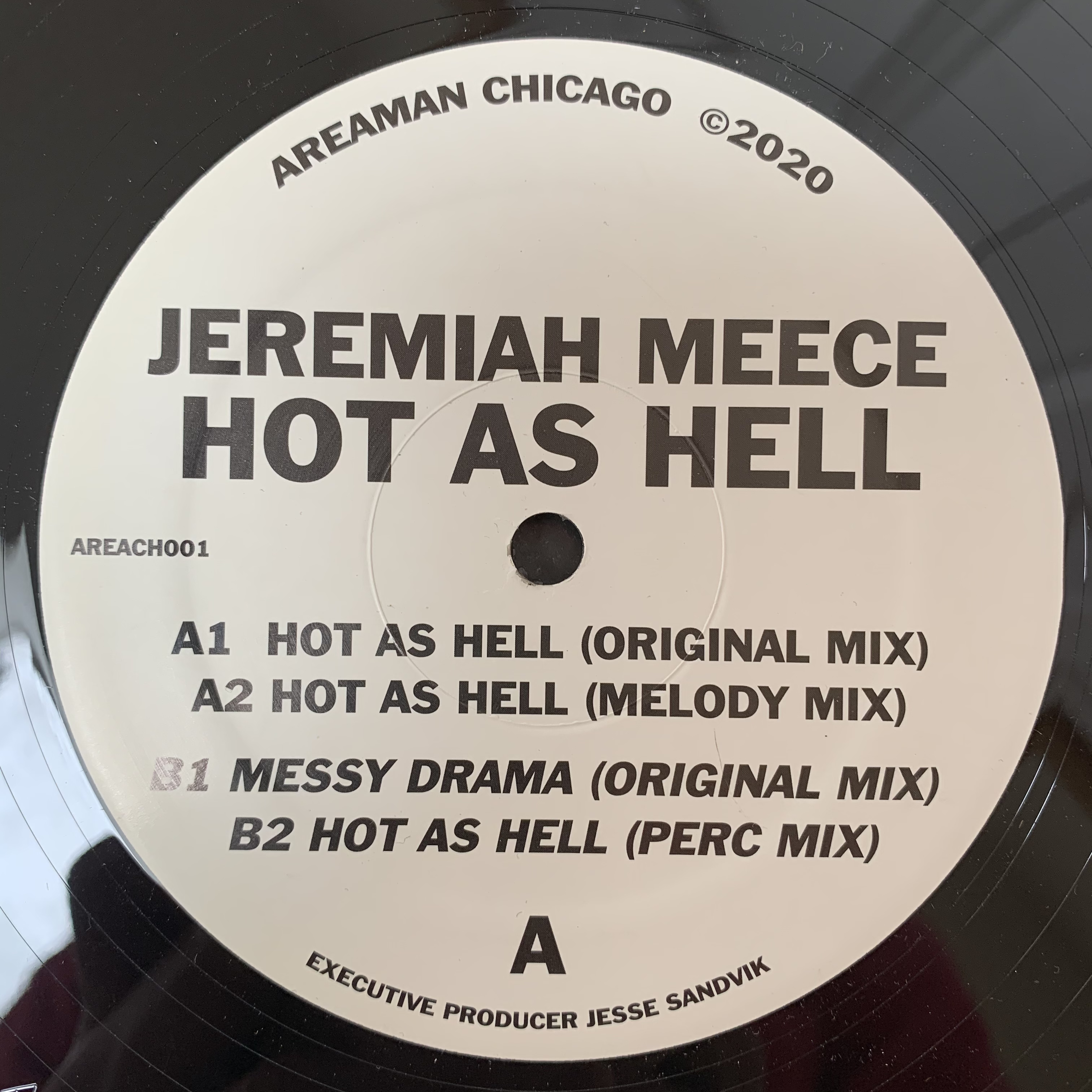 """Jeremiah Meece/HOT AS HELL EP 12"""""""