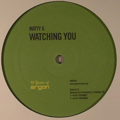 Matty G/WATCHING YOU 12""