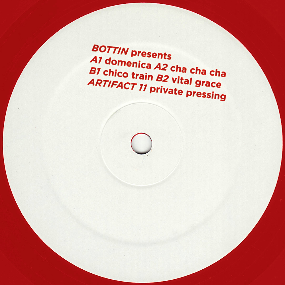 Bottin/ARTIFACT 11 12""