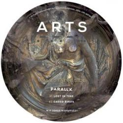 Parallx/LOST IN TIME 12""