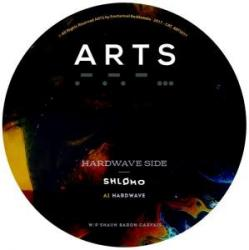 Shlomo/HARDWAVE 12""