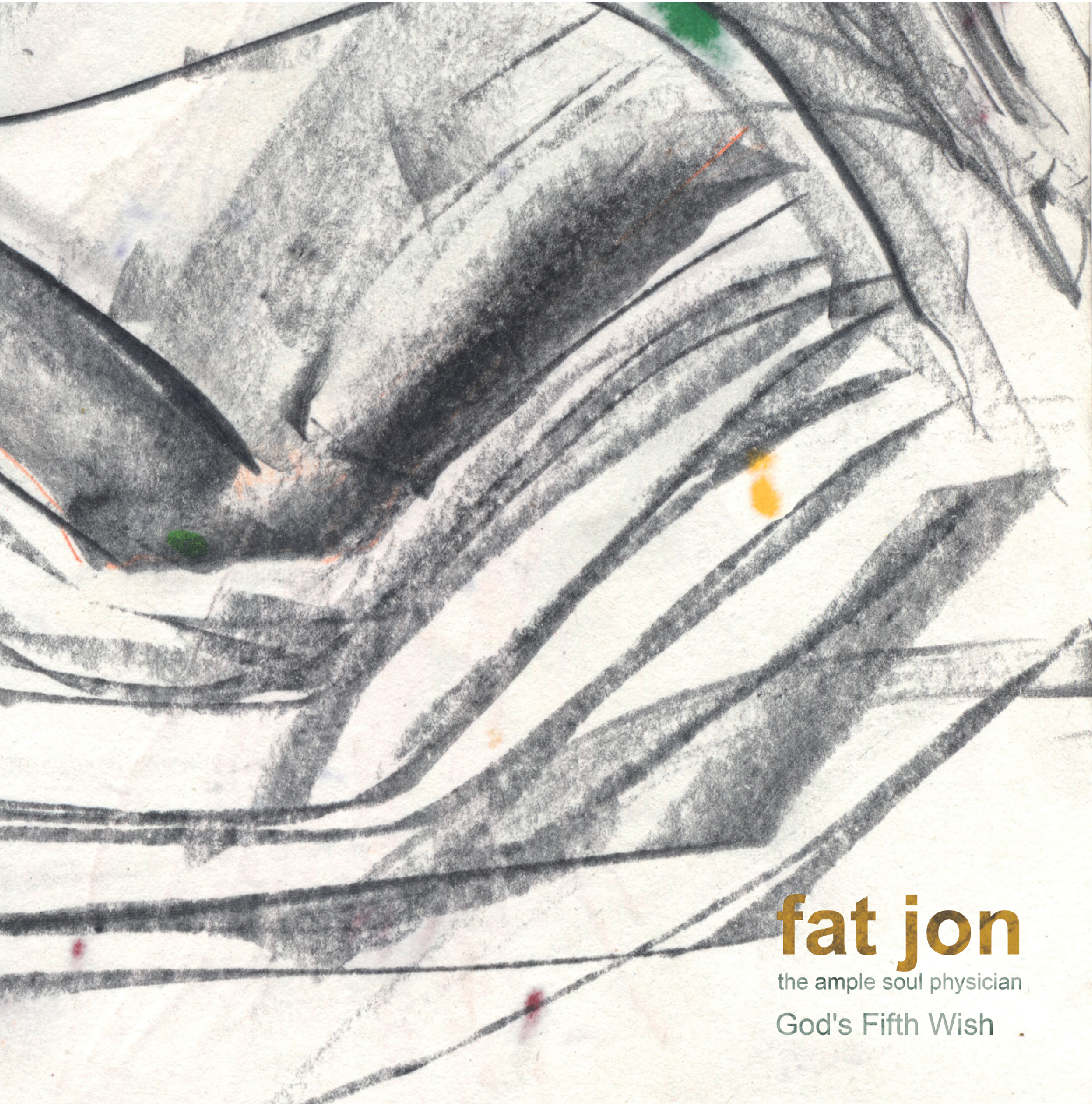 Fat Jon/GOD'S FIFTH WISH COLOR VINYL LP