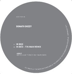 Donato Dozzy/IN BED TIN MAN REMIX 12""