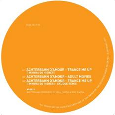 Achterbahn D'Amour/TRANCE ME UP 12""